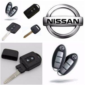Nissan Replacement Car Keys Locksmith Lost Car Keys