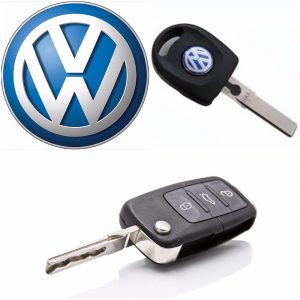 Replacement Vw Tiguan Key Lost Car Keys